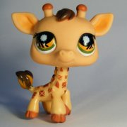 + + + LITTLEST PET SHOP - LPS - ŽIRAFA 902 + + +