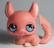+ + + LITTLEST PET SHOP - LPS - ČINČILA 599 + + +