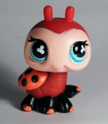 +  +  +  LITTLEST PET SHOP - LPS - BERUŠKA 629  +  +  +