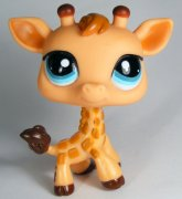 + + + LITTLEST PET SHOP - LPS - ŽIRAFA 1610 + + +