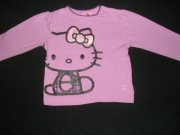 Tričko s Hello Kitty