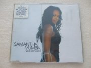 CD - single - Samantha Mumba