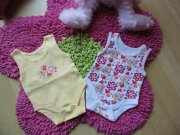 Slaďounký set body tílek 0-2m
