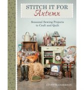 Kniha STITCH IT FOR AUTUMN Lynette Anderson
