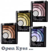 MAYBELLINE Open Eye Look paleta očních stínů