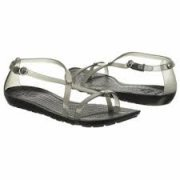 CROCS REALLY SEXI SANDAL W9 39-40 / ČERNÉ