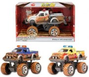 DICKIE Auto Rally -Dust Monster 15 cm 3 druhy