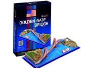 3D puzzle GOLDEN GATE BRIDGE 20 dílů