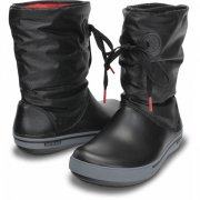 CROCS CROCBAND II.5 LACE BOOT W9 39-40 /  Black/C