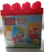 Megabloks First Builders