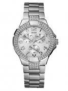 GUESS Stainless Steel Bracelet Watch - Silver