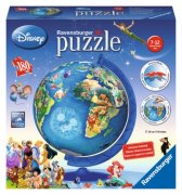 3D PUZZLEBALL DISNEY