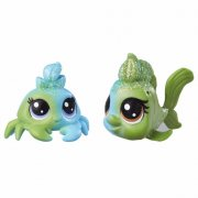 Littlest Pet Shop Duhový set RYBKA A KRAB