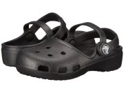 CROCS KIDS KARIN CLOG C10 27-28 / Black