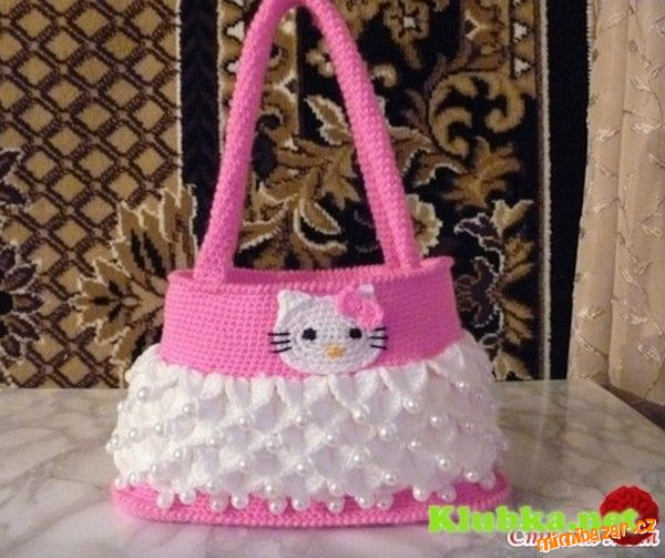 6c33c1a705 Hello Kitty kabelka