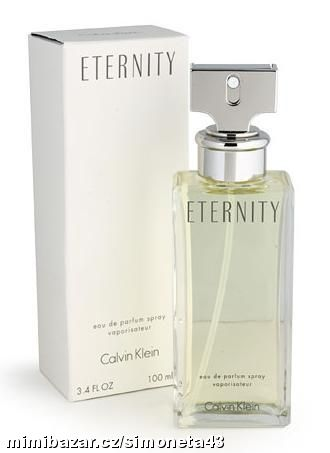 CALVIN KLEIN - Eternity - EDP 100 ml. Woman