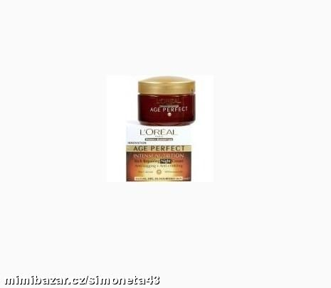 AGE PERFECT Nutrition Repairing Night Creme 50ml