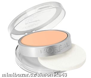 LOREAL True Match Powder - NOVINKA !!!