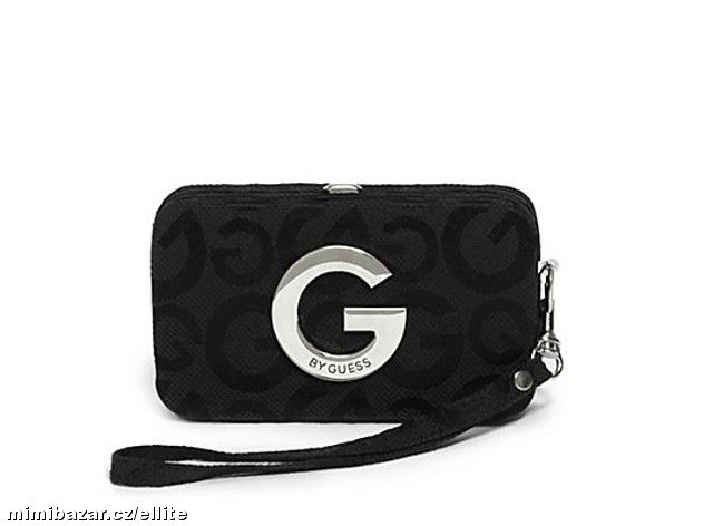 G BY GUESS POUZDRO Obal IPHONE 4 , 4s PE0055