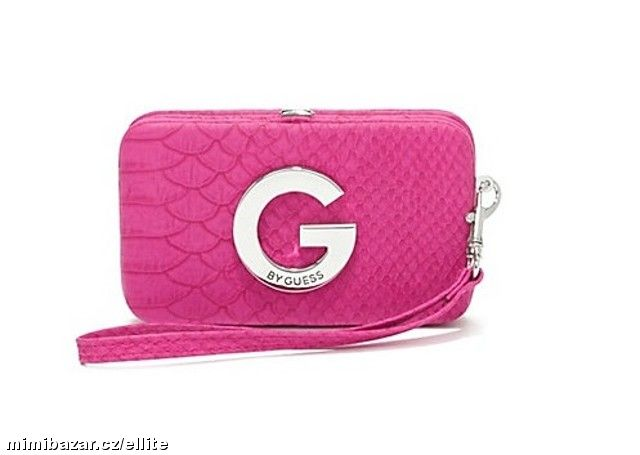 G BY GUESS POUZDRO Obal IPHONE 4 , 4s PE0044