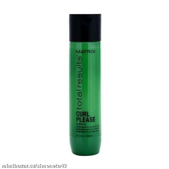 Total Results Curl Please šampon 300 ml
