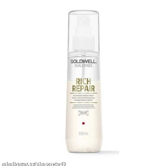 Dualsenses Rich Repair Thermo Leave-In Treatment