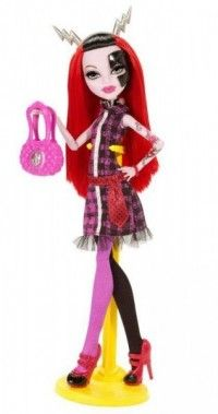 MONSTER HIGH Monstrozní splynutí OPERETTA