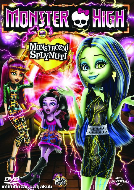 Monster High: Monstrózní splynutí