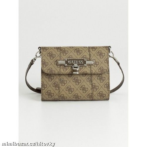 Prodám - Guess Reveal Box Crossbody 030911e2111