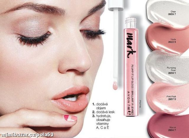 Lesk na rty 3D Plumping
