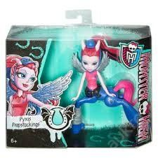 MONSTER HIGH FRIGHT-MARES Pyxis Prepstockings