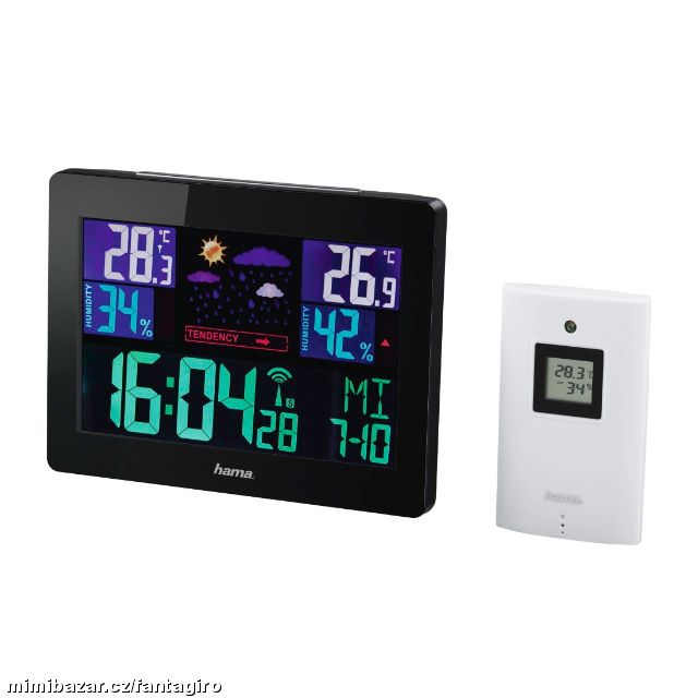 Color EWS-1400 meteostanice