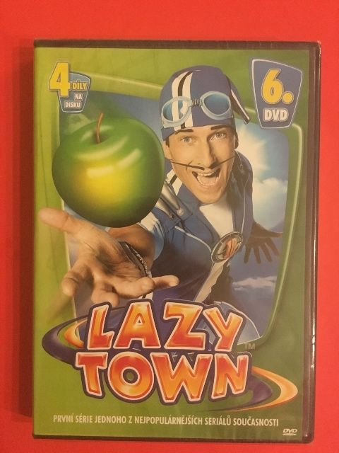 Lazy town. 6
