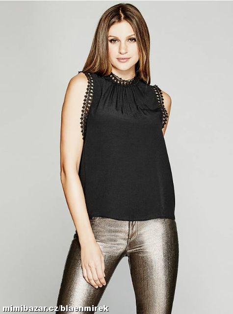 Prodám - Top GUESS BY MARCIANO Devon 1f3ee72968b