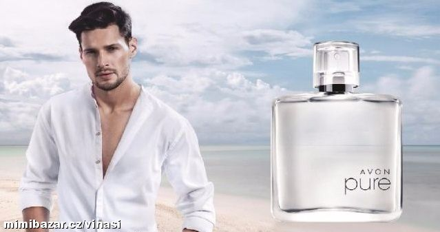 Avon Pure for Him EDT 75 ml