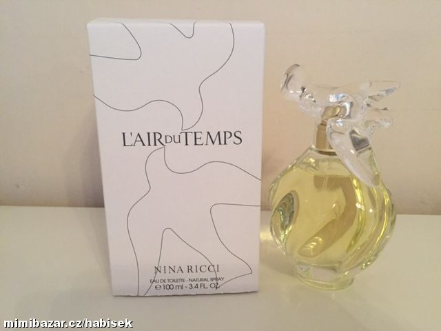 Nina Ricci LAir du Temps EDT 100ml
