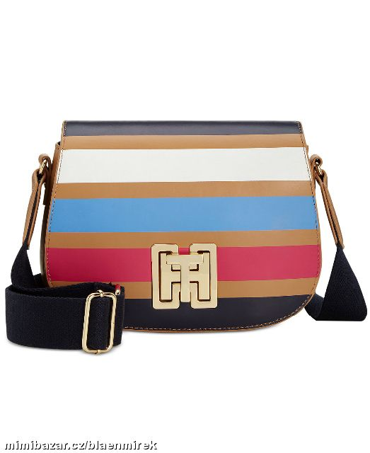 Prodám - Kabelka Tommy Hilfiger TH Twist Lock Mini Saddle be484aed6f2