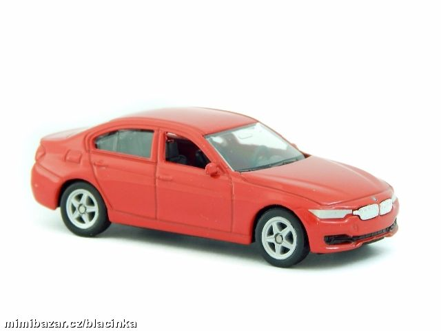 WELLY MODEL BMW Series 3er 335i F30 Red 1:60