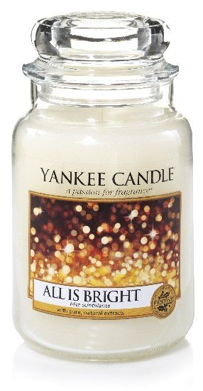 All is bright velký classic Yankee candle