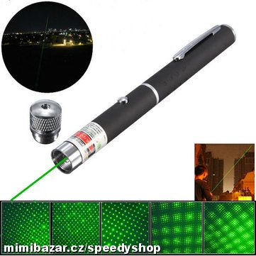 @@@ Green Laser Pointer + AAA baterie @@@