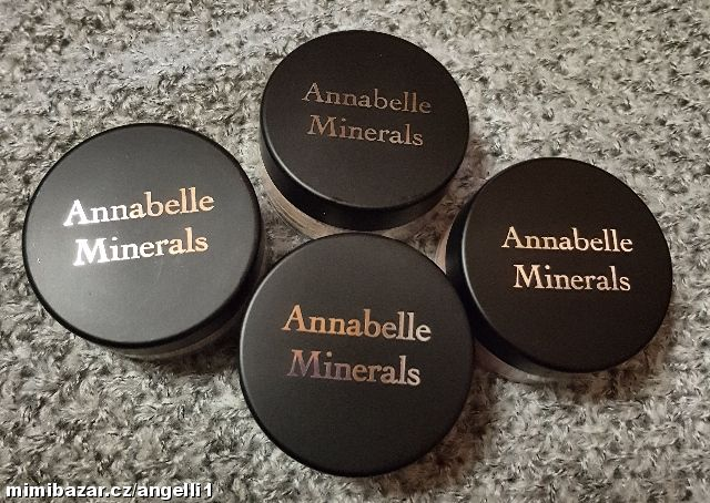 *ANABELLE MINERALS* MAKE UP+PUDR