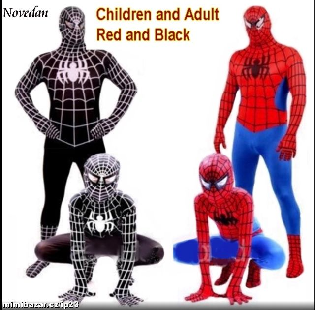 Oblek spiderman