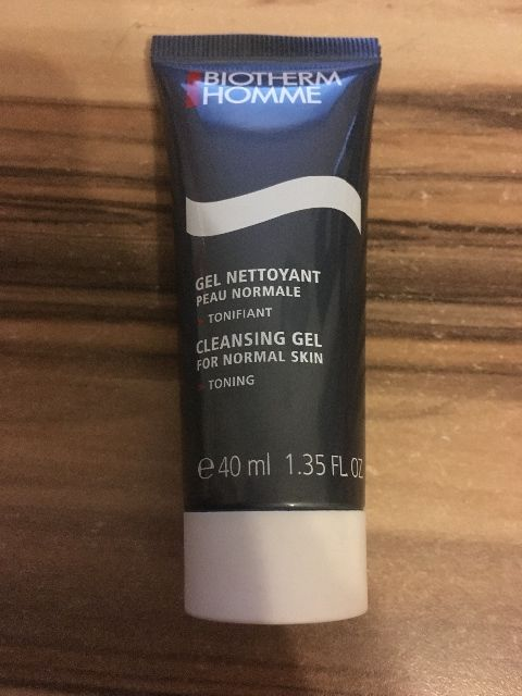 Biotherm Homme Cleansing Gel Toning 40ml