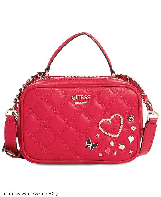 Prodám - Cross body kabelka GUESS Darin Mini City Bag 8646d4c4b65