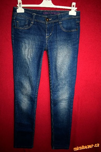 79259c7eb91 Prodám - stretch slim rifle Only Jeans 29 32