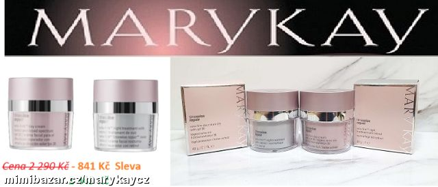 Prodám - MARY KAY Repair Duo pro den a noc dfcaea3ddc2