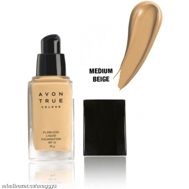 Prodám - Avon True Color Flawless Liquid Foundation SPF15 – 1485809b071