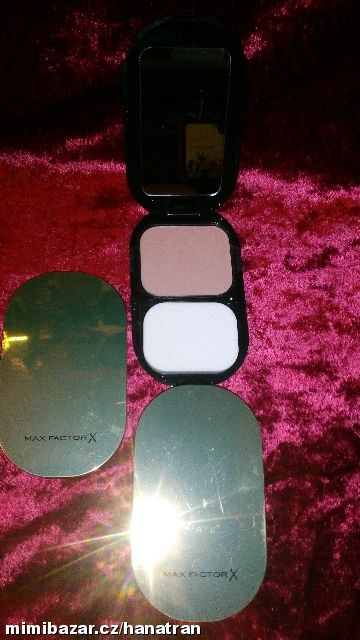 make-up Max Factor Facefinity Compact Foundation