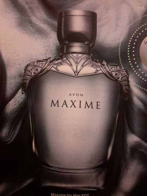 MAXIME FOR HIM EDT 75 ML