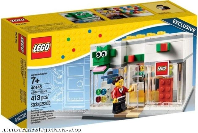 LEGO 40145 Store exclusive Grand opening 2015